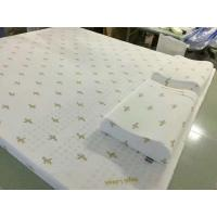 Buy cheap Healthy Natural Latex Foam Mattress King Size Non Deformable Modern Style from wholesalers