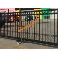 Buy cheap Remote Control Sliding Gate / Driveway Automatic Security Gates Factory from wholesalers