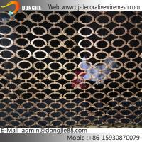 Buy cheap Decorative Wire Metal Mesh from wholesalers