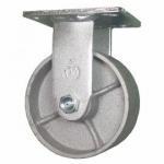 Buy cheap Grey Iron Casting Swivel Caster Wheels Heavy Duty / Semi Steel Cast Iron Caster Wheels from wholesalers