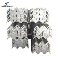 Buy cheap Building Galvanized Steel Angle Plain Ends Small Tolerance Customized Size from wholesalers