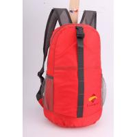 Buy cheap Easy Foldable Day Backpack For Trip product