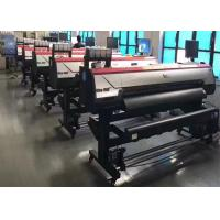 Buy cheap High Speed Roll To Roll Large Format Printing Machine 1600m With Double DX5 Print Heads from wholesalers