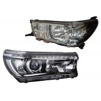 Buy cheap OE Style Spare Parts For Toyota Hilux 2015 Revo Head Lamp Assy Halogen and LED Light from wholesalers