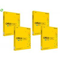 Buy cheap Windows Computer System Microsoft Office Mac 2011 Home and Student Version from wholesalers