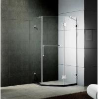 Buy cheap Simple Glass Modern Integral Shower Cubicle from wholesalers