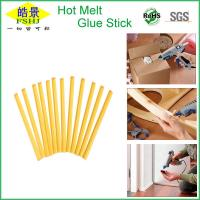 Buy cheap Flexible Eva Hot Melt Glue Sticks For Plastic / Wood / Metal High Strength from wholesalers