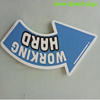 Buy cheap Colorful 5mm PVC Sign Board Sound - Insulated UV Resistance Digital Printing from wholesalers