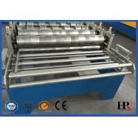 Buy cheap Decorative Metal Roof Panel Machine , Suspended Ceiling Panel Forming Machine from wholesalers