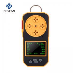 China Industrial Bosean Multi Gas Meter / 4 Gas Detector Ammonia Gas Detector on sale