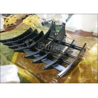 Buy cheap Sand Clearing Excavator Root Rake Material Handling For Hyundai R210 R220 from wholesalers