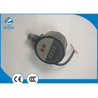 China Industrial Digital Air Pressure Gauge  Three Pressure Units Available For Compressor on sale