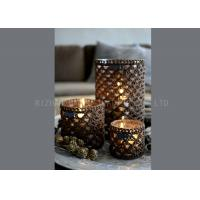 Buy cheap Coffee Color Crochet Cup Cozy For Advertising Gift , Crochet Jar Covers from wholesalers