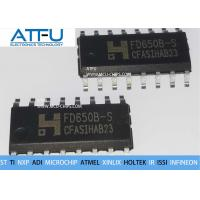 Buy cheap FD650S FD650BS LED drive controller / keyboard scan SOP16 Fuda Hisi Microelectronics from wholesalers