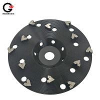 Buy cheap High quality hot sell diamond cup grinding wheel diamond cutting wheel from wholesalers