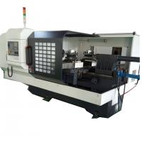 Buy cheap Stainless Steel Cookware Cnc Spinning Lathe / Spinning Heavy Duty CNC Lathe Machine from wholesalers