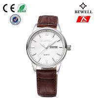 Buy cheap Luxury Gents Stainless Steel Watches , Mens Large Face Wrist Watches from wholesalers