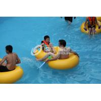 Buy cheap Strong Large Water Park Lazy River / Galvanized Carbon Steel Supporting from wholesalers