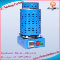 Buy cheap Induction Gold Silver Copper Scrap Heating Furnace Used for Melting from wholesalers
