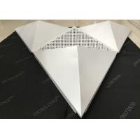 Buy cheap Perforated 3D Snap Clip in Ceiling System for Acoustic Sound Absorbing Panels from wholesalers