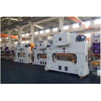 Buy cheap 200 Ton Mechanical Press Machine , High Speed Press Machine For Blanking / Punching from wholesalers