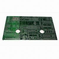 Buy cheap Four-layer PCB, Maximum Size of 1,000 x 1,200mm; HASL(lead Free), 2-ounce Copper from wholesalers
