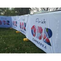 Buy cheap manufacturerer for  fence mesh wraps with sublimation printing from wholesalers