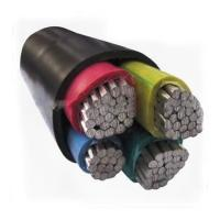 Buy cheap 185 Sqmm 240 Sqmm Low Voltage Power Cable With XLPE/PVC Insulation Material from wholesalers