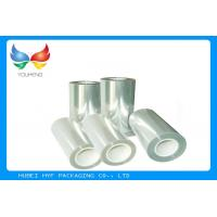 Buy cheap Transparent Coated Polyester Release Film 50 Micron Thickness For PSA Label from wholesalers
