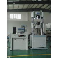 HUT-1000 Hydraulic Servo Universal Testing Machine, Mechanical test, Round & flat specimen