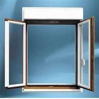 Buy cheap 1.2mm /1.4mm Thickness sound insulating Aluminium Frame Window / storm window from wholesalers