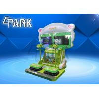 Buy cheap Children Amusement Game Machines , Happy Jump Video Game Machine from wholesalers