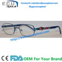 Buy cheap Oem optical fashion cute Stainless designer kids eyeglass frame from wholesalers