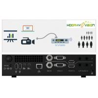 Buy cheap HCV-5800 Network Live Media Portable Recording & Broadcasting PVR HD Device 1/2G processor 256/500G SSD memory from wholesalers