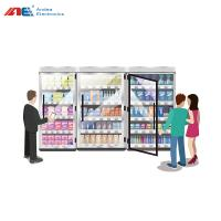 Buy cheap Self - Service Selling Fridge Reader Fresh Automatic Vending Machine from wholesalers