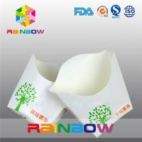 Buy cheap Fold Down Small French Fries Packaging Box Recycle , Eco Friendly from wholesalers