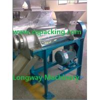 Buy cheap cider wine press machinery from wholesalers
