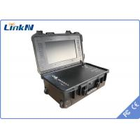 Buy cheap Portable Briefcase Digital Video Receiver , Hdmi Wireless Receiver With 256 ,15.6 inch screen from wholesalers
