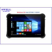 Buy cheap Dual Card 8.0 Inch Industrial Tablet PC Rugged Mobile Computing For Healthcare from wholesalers
