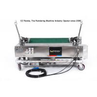 Buy cheap Fast And Flat Single Phase 220V Automatic Rendering Machine / Wall Plastering Equipment from wholesalers