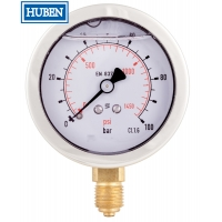 Buy cheap Glycerine filled Bourdon tube pressure gauges from wholesalers