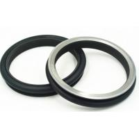 China 4D-8960 Floating Oil Seal / CAT Duo Cone Seals Hydraulic Excavator 345B 4D8960 on sale