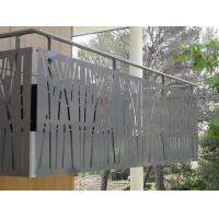 Buy cheap Wholesale price Villa Garden Decorative Laser Cut Steel Screen Fence Panels from wholesalers