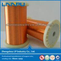 Buy cheap Colored High Heat Resistance Enamelled Copper Wire for Winding Motors from wholesalers