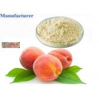 Buy cheap Grade A Peach Extract Powder Contains Vitamins And Acids Easy To Preserve from wholesalers