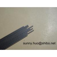 Buy cheap 99.95% pure tungsten rod, W rod,tungsten bar used in electric vacuum industry from wholesalers