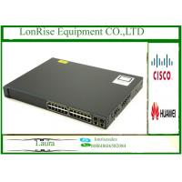 Buy cheap New Genuine Cisco WS-C2960 ws c2960 24lt l Ethernet Network Switch with Switch , 24 / 10 / 100 ports from Wholesalers