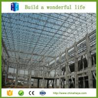 Buy cheap prefabricated light frame agriculture shed steel structure building project from wholesalers