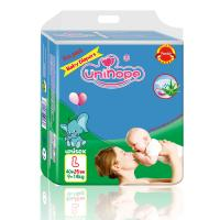 Buy cheap baby diaper Unihope,imported Sap and wood pulp,free mould charge from wholesalers