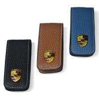 Buy cheap suitable business leather key wallet , key holder from wholesalers